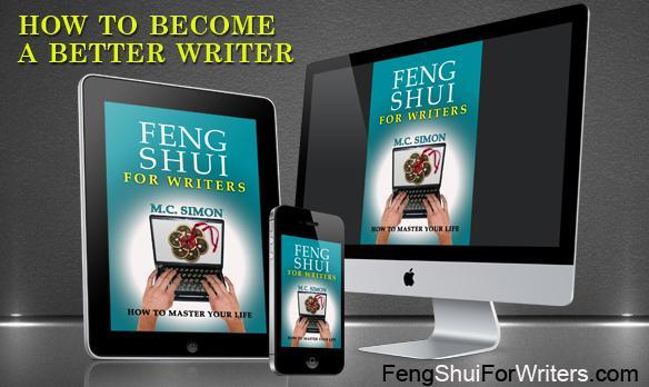 cartea Feng Shui pentru Scriitori