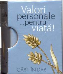 valori personale pentru viata