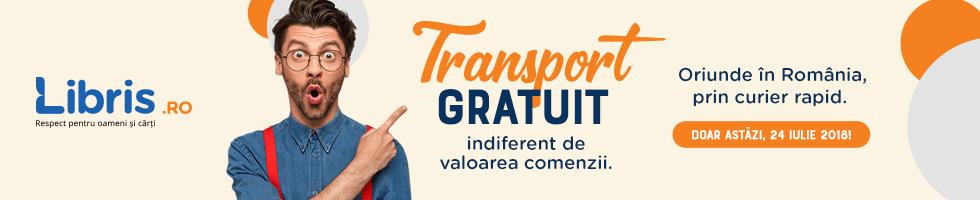 Transport gratuit la Libris