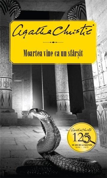 Agatha Christie Moartea vine ca un Sfarsit