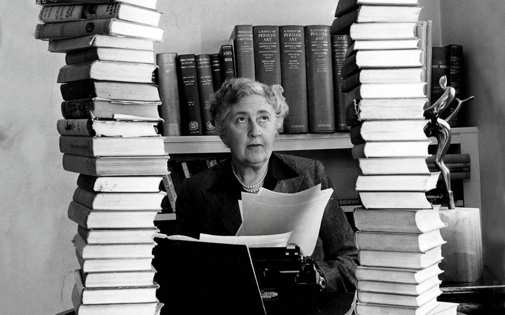Agatha Christie - Carti