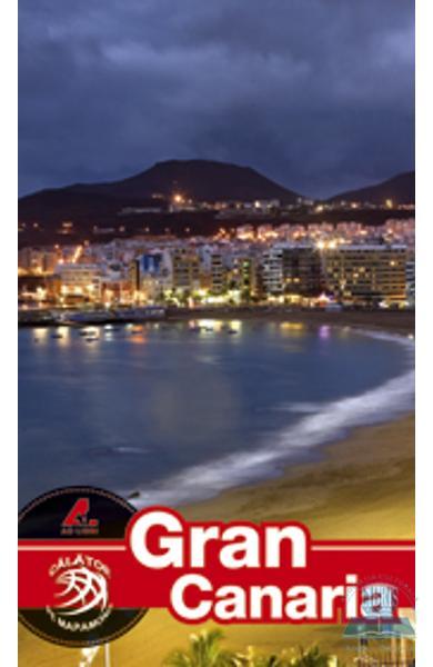 Calator pe mapamond Gran Canaria