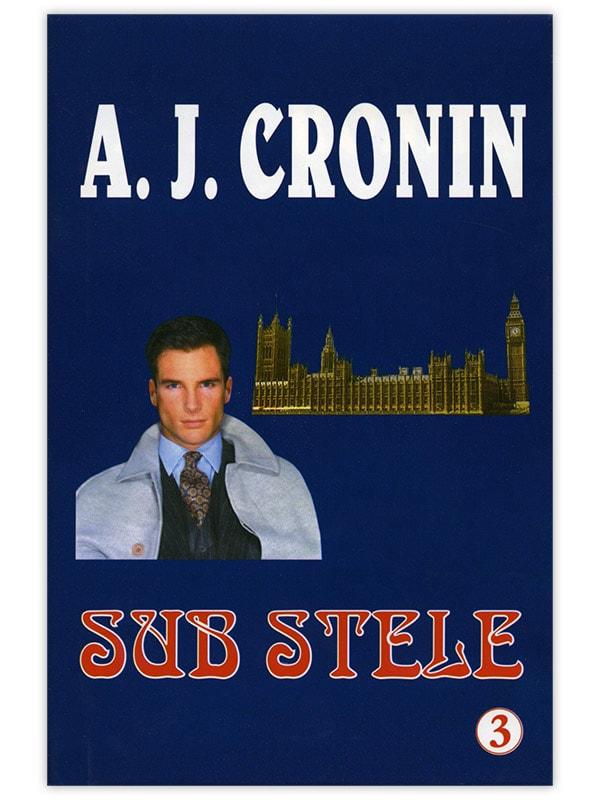 A.J. Cronin Sub Stele