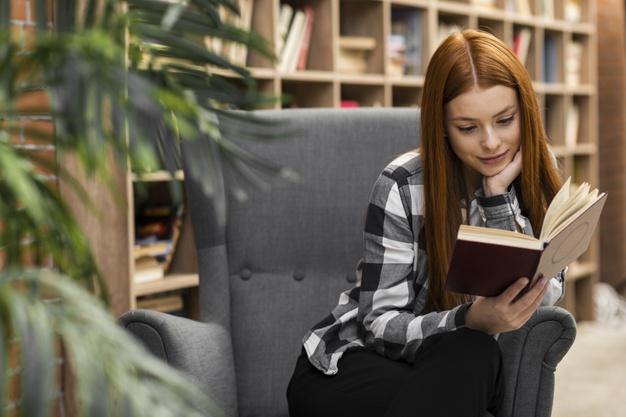 """""""Acesta este rostul cititului . Aceasta este arta lecturii."""""""